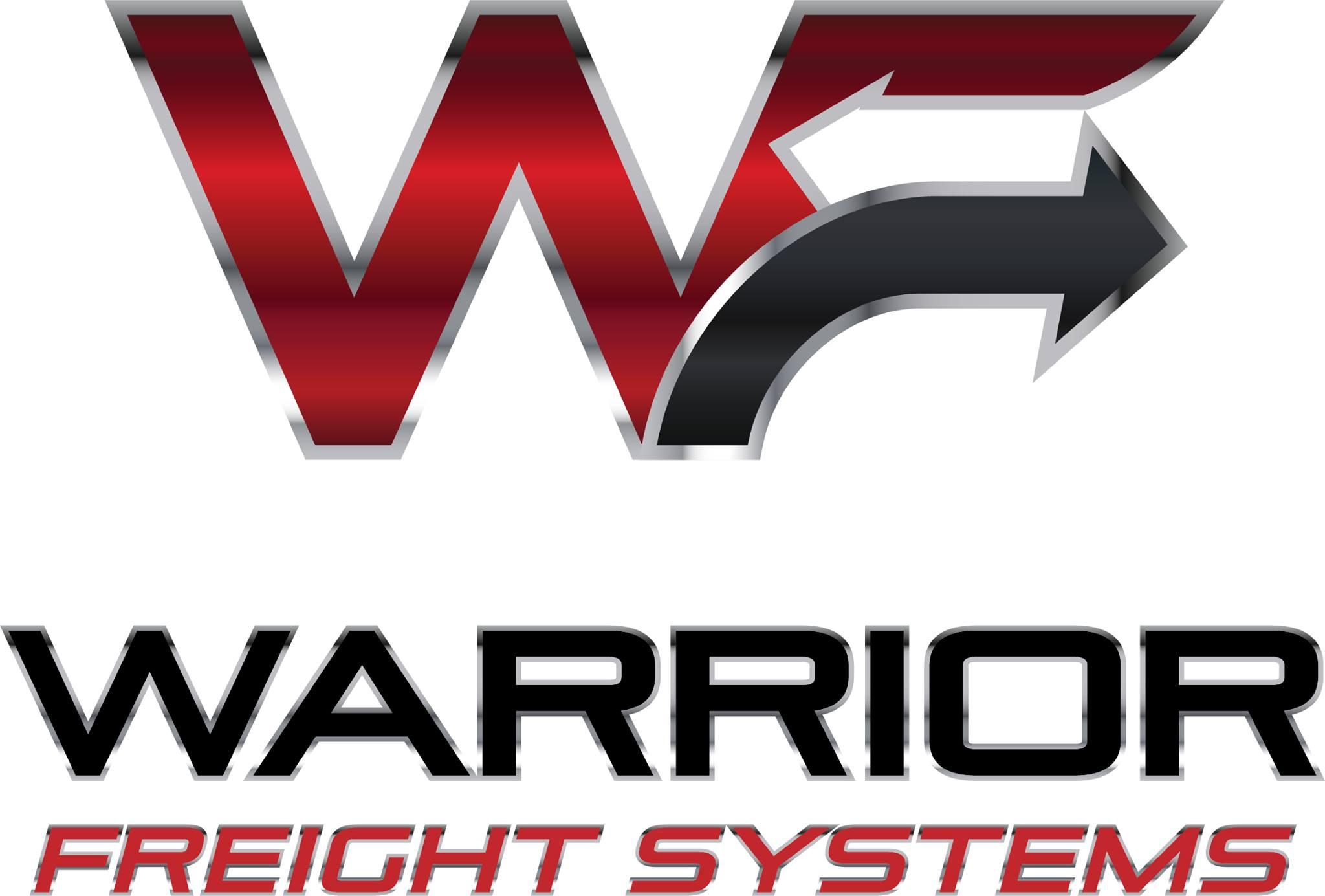 Warrior Freight Systems Logo