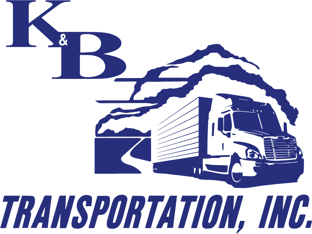 K & B Transportation Logo